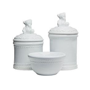Kit Higiene Urso